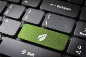 green digital signage software