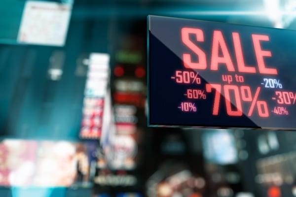 LED screen Sales
